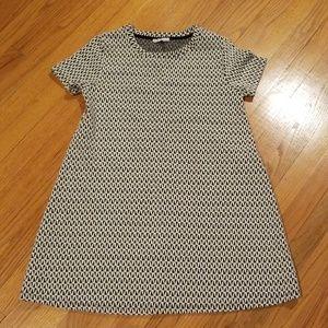 Zara A Line Mini Dress Size L